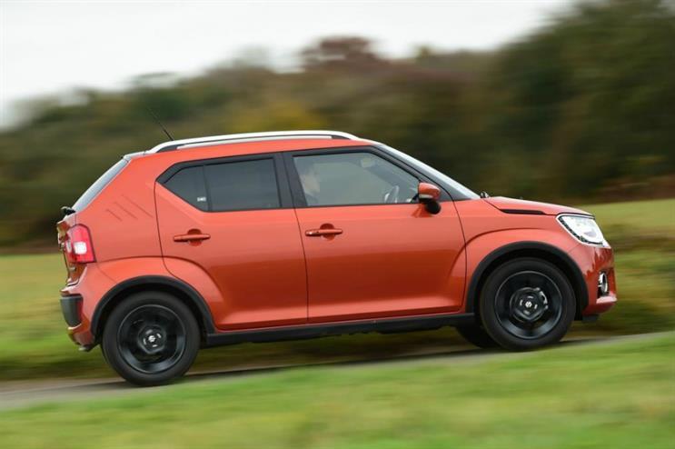 Suzuki: roadshow to launch Ignis model