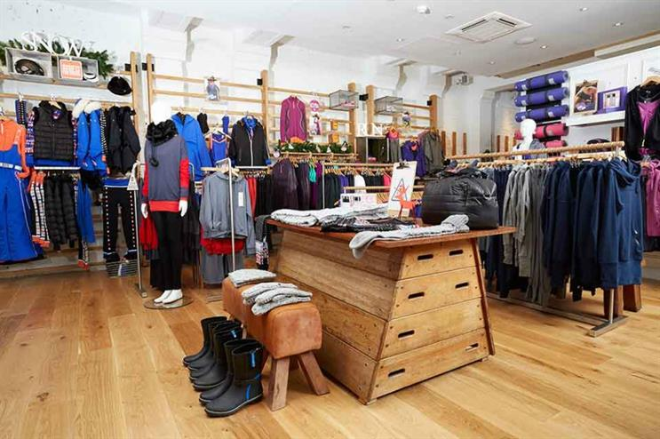 Sweaty Betty: staging fitness-focused event