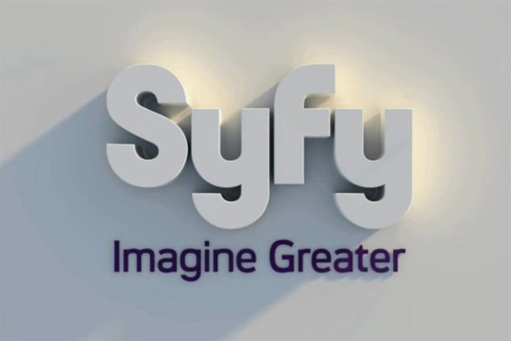 Syfy: seeks agency
