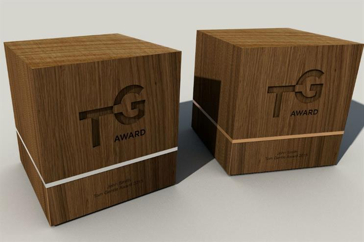 TRO's new annual TG Awards pay tribute to Tom Gentle