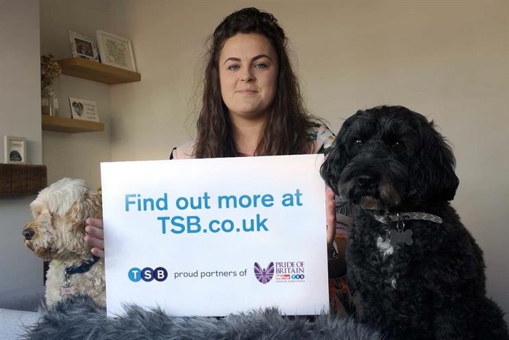 TSB: ads focus on help available to customers