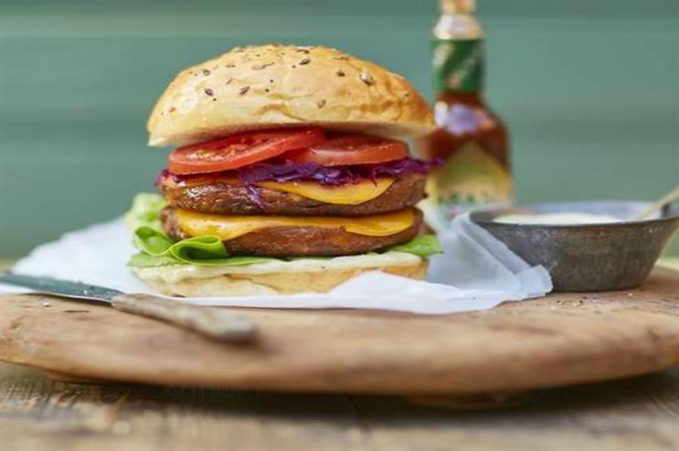 Tabasco: aubergine-themed burger pop-up