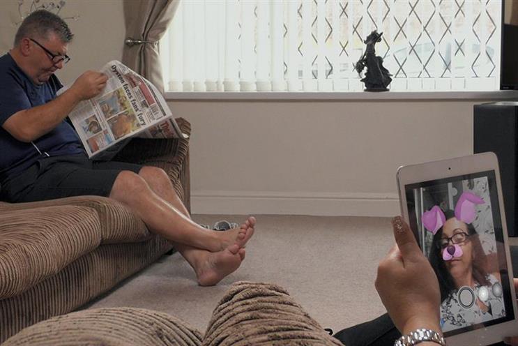 TalkTalk: ad campaign has followed a real family in Blackpool