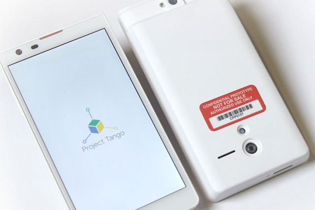 Project Tango: Google rolls out 200 prototype dev kits
