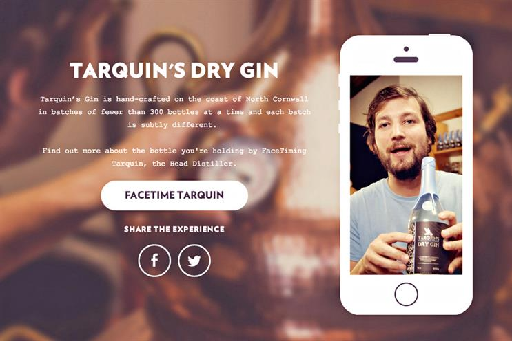 Tarquin's Gin