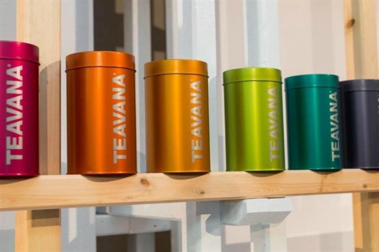Starbucks: tea party for Teavana range