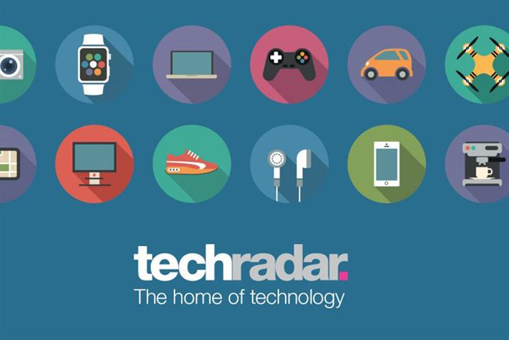 Techradar: owned by Future