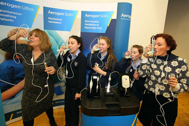 Maggie Philbin founded TeenTech, which runs events to help teenagers see tcareer opportunities in science and technology