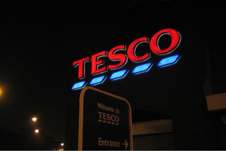 Tesco: now hosting Holland & Barrett within some of its stores