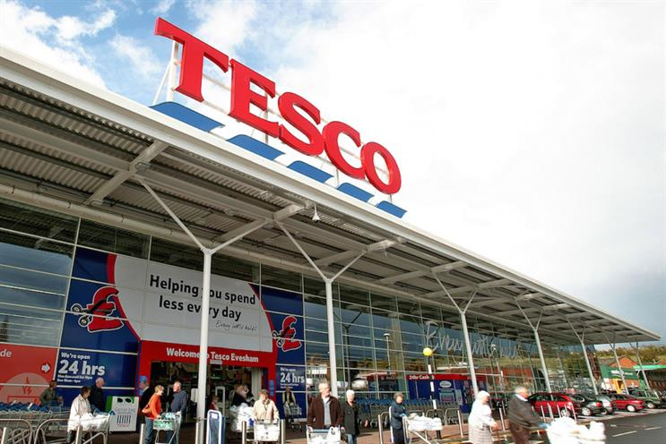 MediaCom, ZenithOptimedia and Initiative battle for Tesco's media account