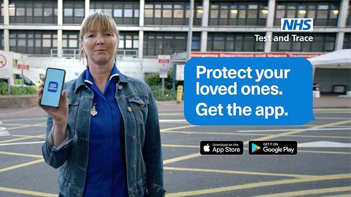 NHS: app utilises Apple and Google technology
