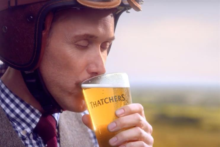 Thatchers: 2019 TV ad created by Joint