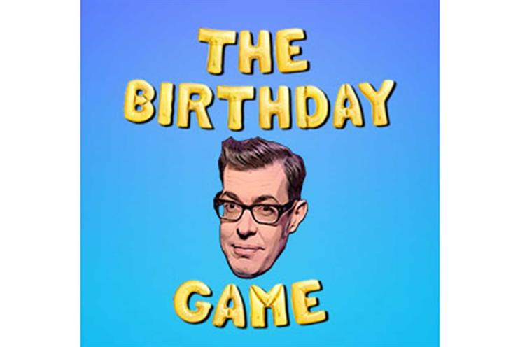 The Birthday Game: podcast hosted by Osman launched last week
