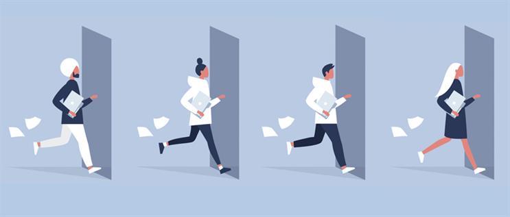 The ad industry's broken business model is breaking talent