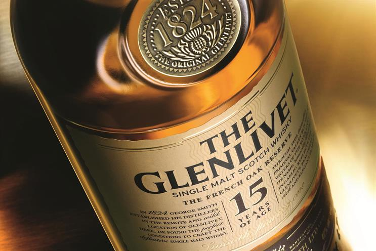 Agencies line up for Glenlivet digital brief