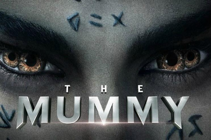 The Mummy day: VR and live action inspired by the movie