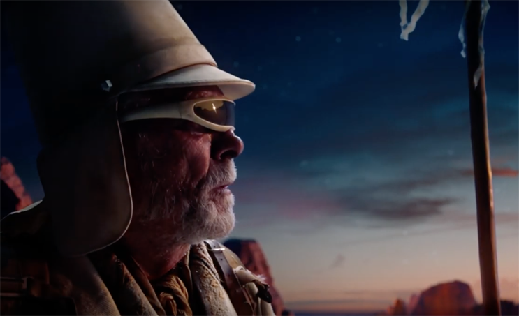Hennessy to unleash epic Ridley Scott ad on Oscars night