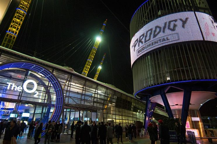 O2 and AEG have extended their partnership for ten years, which will focus on fan experiences