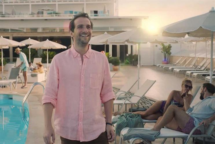 Thomas Cook: Gaggle was due to film a new ad last week