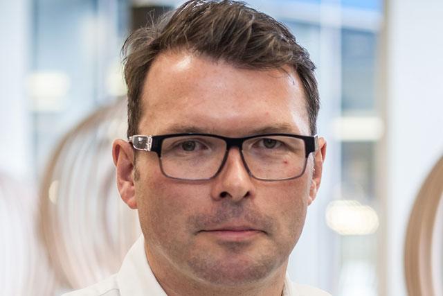 Paul Thompson: managing director at Blis Media