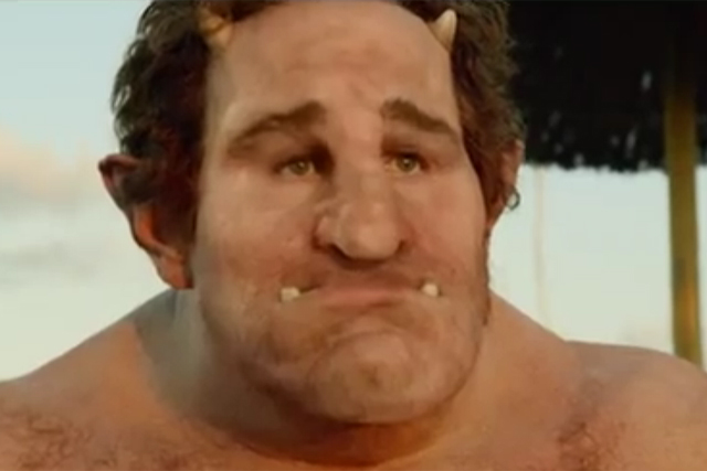 Thomson 'Simon the Ogre' ad receives 80 complaints over depiction of disability