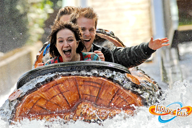 Thorpe Park: We Are Social addresses complaints