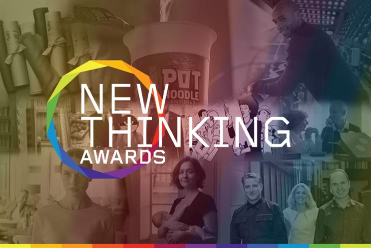 Marketing New Thinking Awards 2016: the full results