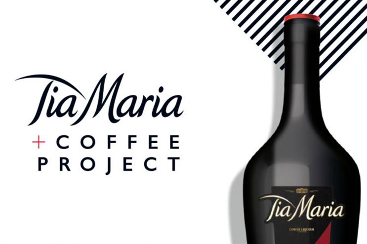 Tia Maria: blending cocktails and coffee
