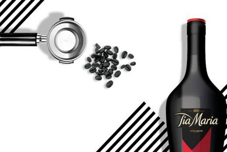 Tia Maria: wants to attract drinkers outside festive period