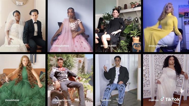 TikTok: campaign celebrates stories that begin with video on platform