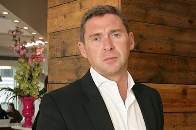 Tim Hipperson: the former chief executive of G2 Joshua and ZenithOptimedia