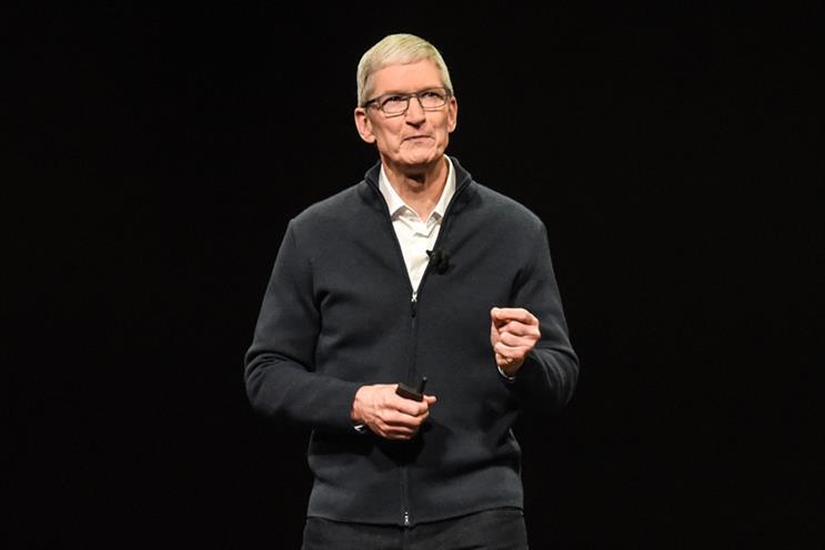 Apple's Tim Cook attacks data 'shadow economy'