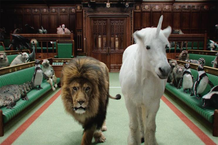 The Times and The Sunday Times: takes idea of 'political zoo'