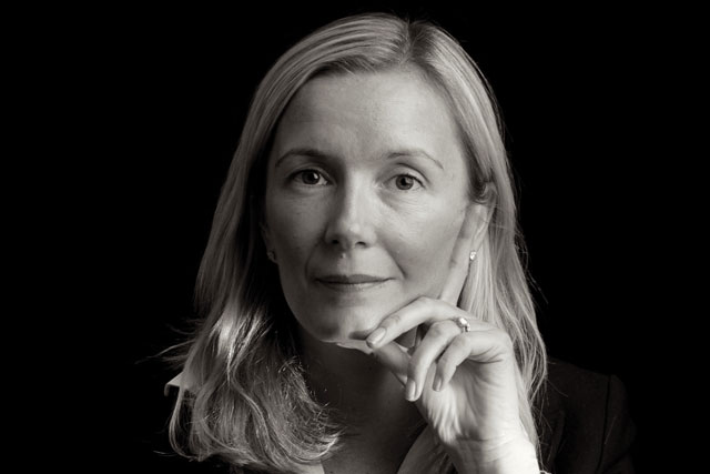 Sarah Todd: UK chief executive of Geometry Global
