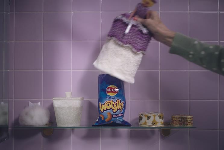 Wotsits: Walkers want people to share their hiding places