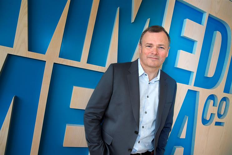 Tom Bureau: the chief executive at Immediate