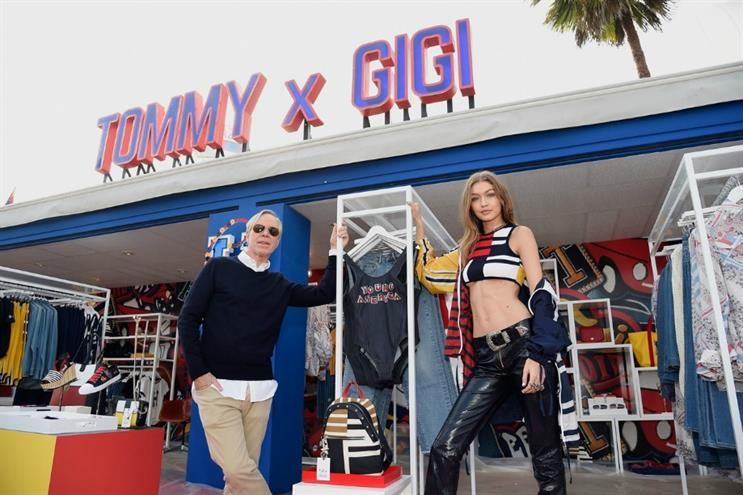 Tommy Hilfiger to stage experiential fashion show