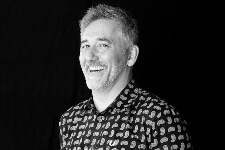 Tony Davidson: one of the most esteemed creative leaders in British advertising