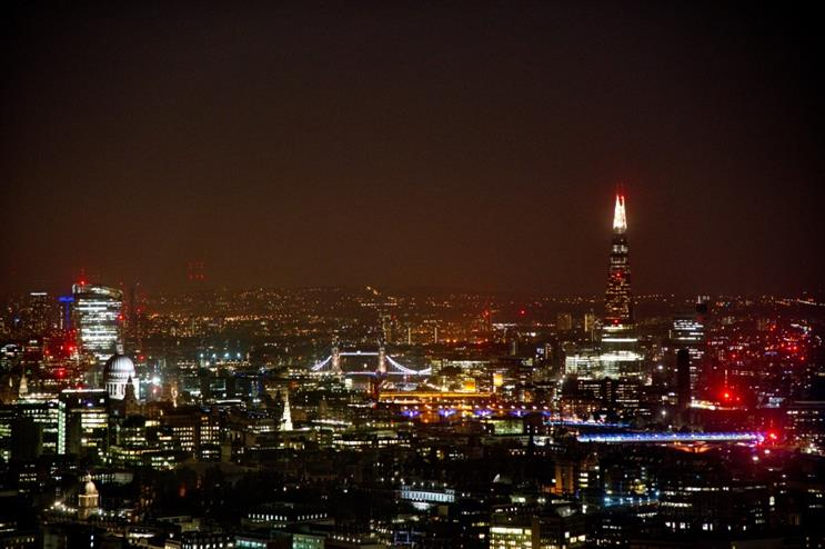 BT Tower to open top floor for charity event.Credits: Nigel Smith.