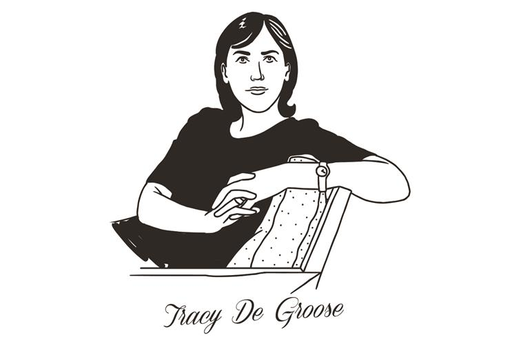 Tracy De Groose: the chief executive of Dentsu Aegis