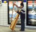 Buskers: new sponsor sought by TFL