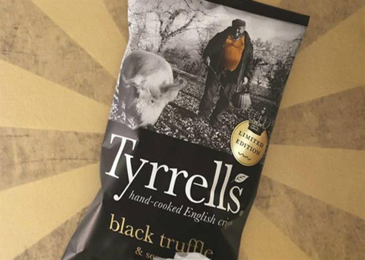 Tyrrells hosts London truffle hunt
