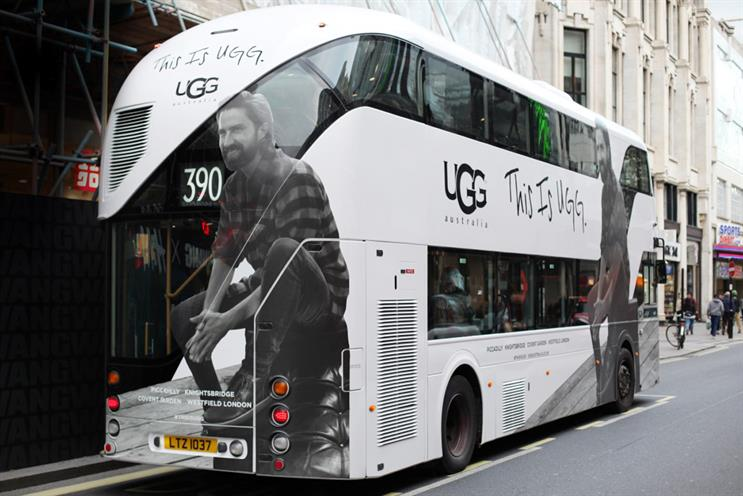 Outdoor Campaign of the Month: Ugg