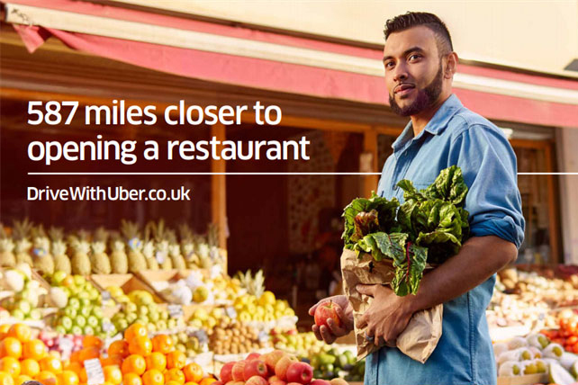 Uber: BBH is first retained creative shop in the UK