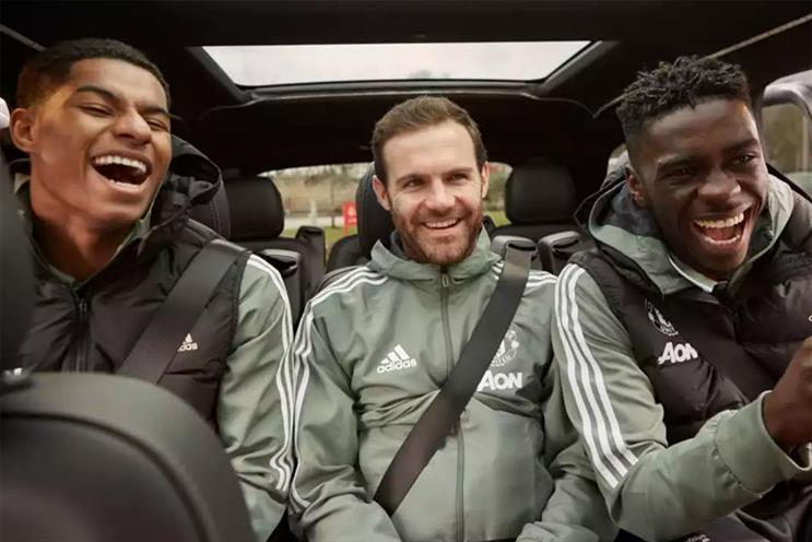 Uber: partnered with Channel 4 for a documentary series earlier this year