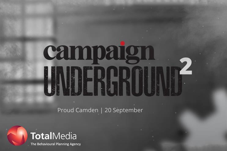 Campaign Underground: The Economics of Emotion | 20 September 2017