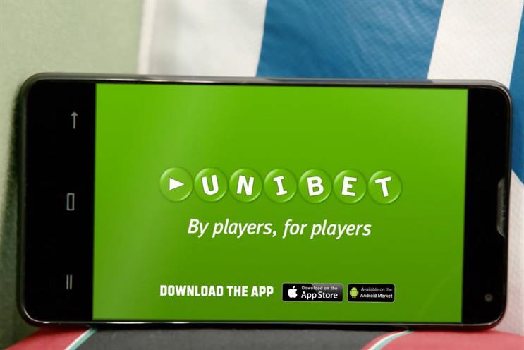 Unibet: Karmarama looks after advertising