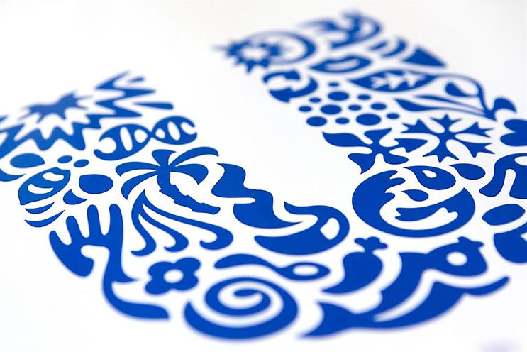 Unilever: has increased marketing spend by €400m year on year