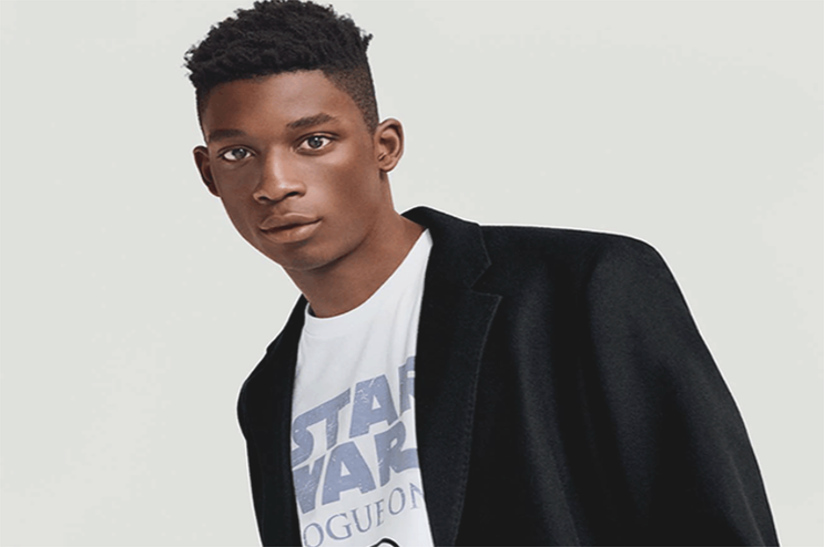Uniqlo: hosting a Rogue One-themed event