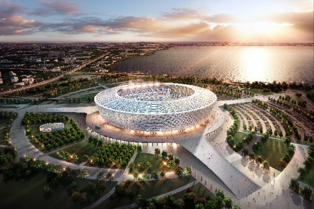 Baku will host the inaugural European Games in 2015